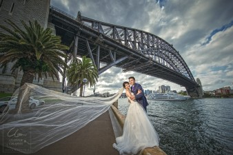 Sydney Wedding Pre-Wedding Photographer Clovergraphy 悉尼婚纱摄影 三叶草视觉 (1)