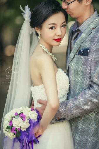 Sydney Wedding Pre-Wedding Photographer Clovergraphy 悉尼婚纱摄影 三叶草视觉 (26)