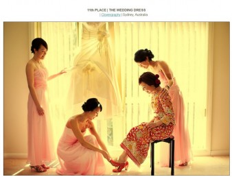 11th PLACE_THE WEDDING DRESS