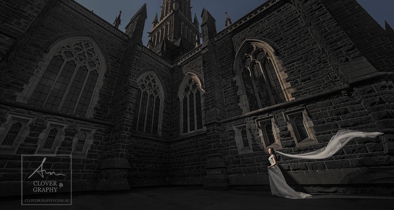墨尔本婚纱摄影 (1)