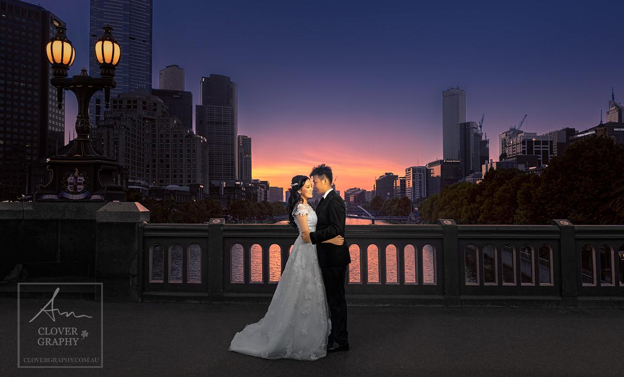 墨尔本婚纱摄影 (5)