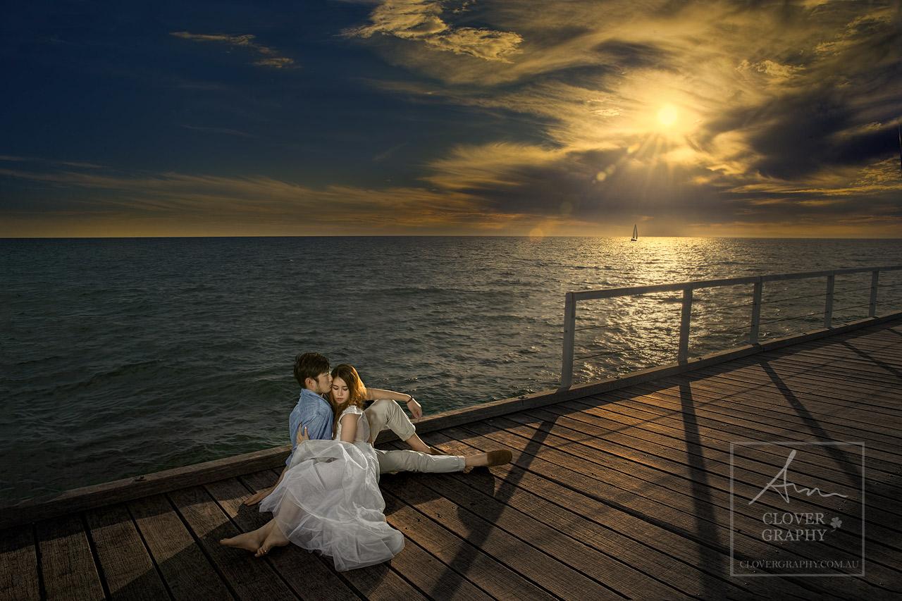 阿德莱德婚纱摄影 (1)